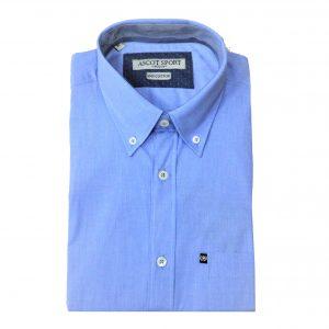 Camicia Ascot - Azzurro