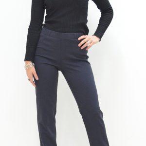 Pantalone Carla Ferroni poliviscosa - Blu