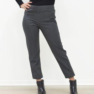 Pantalone Carla Ferroni poliviscosa - Grigio