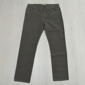 Jeans Holiday fustagno - Tortora