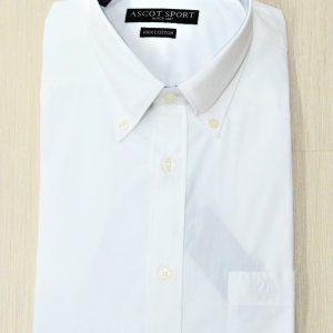 Camicia Ascot - Bianco