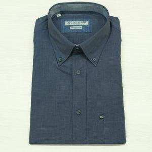 Camicia Ascot - Blu