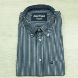 Camicia Ascot righe