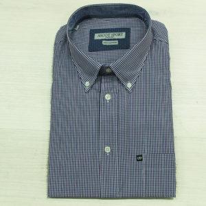 Camicia Ascot quadretti