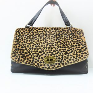 Borsa Made in Italy - Leopardata
