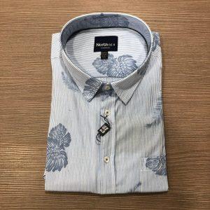 Camicia North - Azzurro