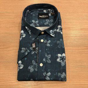 Camicia North - Blu
