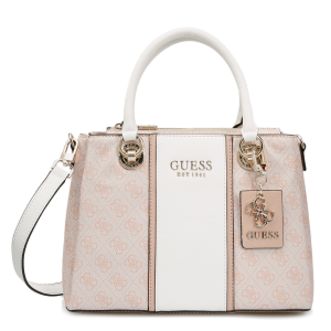 Shopper Guess Logo 2 - Nera e Rosa
